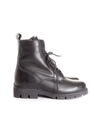 Кожаные зимние ботинки, 35-41 рр. на заказ