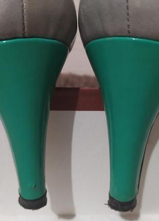 Туфли joni, натуральная кожа5 фото
