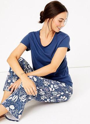 Шикарная пижамка от marks&spencer из aнглии размер 8-10