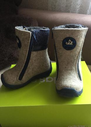 Ботинки kotofey
