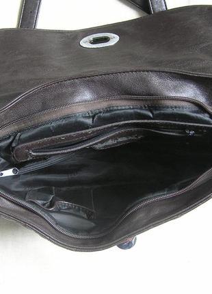 Вместительная сумка welfare