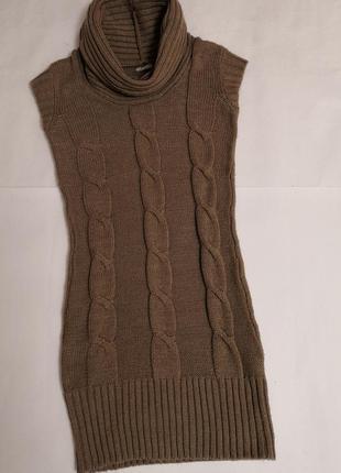 Платье - туника бренда terranova, размер хс