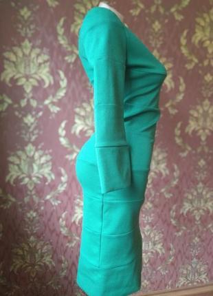 Платье, изумруд, италия