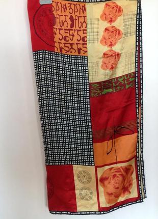 Шелковый платок от бренда esprit