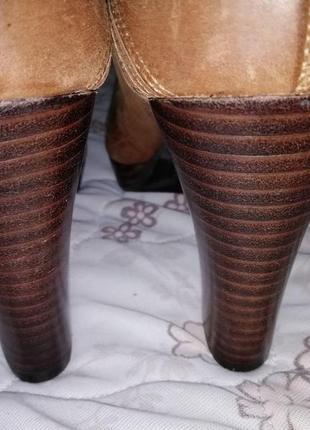 Туфли стильные кожаные 5th avenue 38 размер5 фото