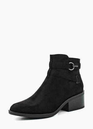 Актуальные ботинки с острым носком lost ink