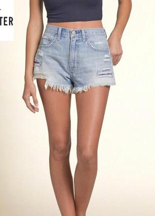 Hollister, шорты женские  w261 фото