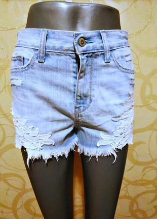 Hollister, шорты женские  w263 фото