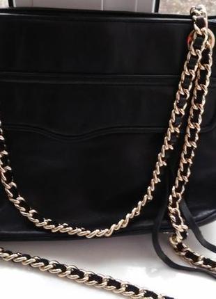 Шикарная кожаная сумка