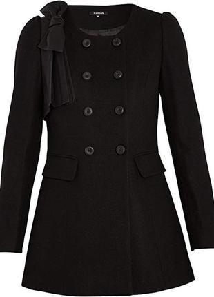 Morgan новое#брендовое#полушерстяное пальто#полупальто#тренч#жакет, полу шерсть.