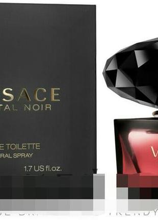 Versace crystal noir тестер 90мл туалетная вода