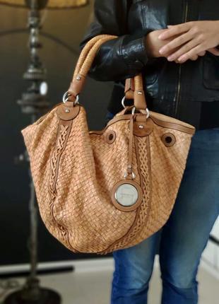 Karen millen  100% оригинальная кожаная сумка.