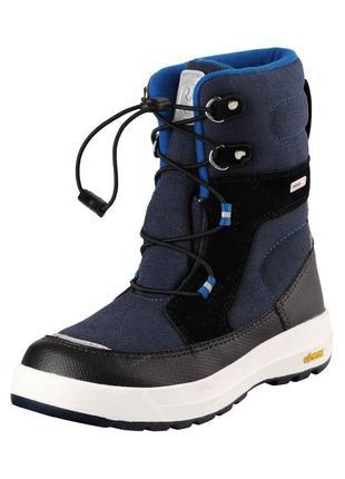 Зимние сапоги reima reimatec laplander р. 30-34, оригинал ботинки