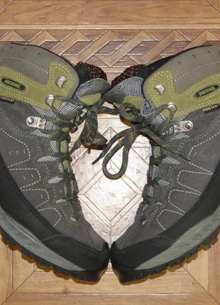 Треккинговые зимние ботинки meindl lowa scarpa(оригинал)р.39