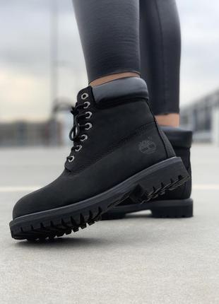 Женские ботинки timberland3 фото