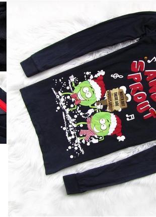 Стильная кофта с колокольчиками matalan свитшот новогодний свитер санта новый год