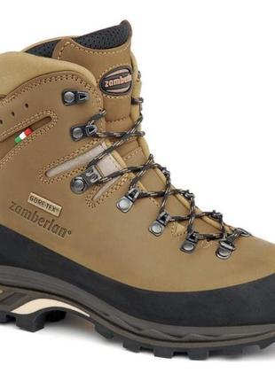 Треккинговые ботинки zamberlan guide gtx wms p.39,5. торг!!!