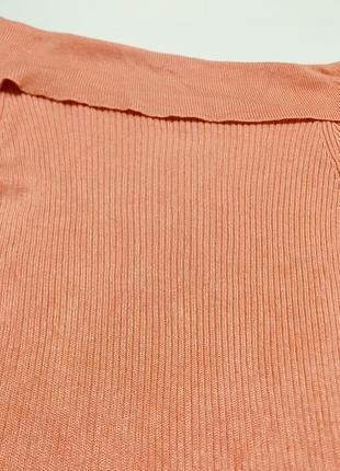 Джемпер в рубчик р xs6 фото