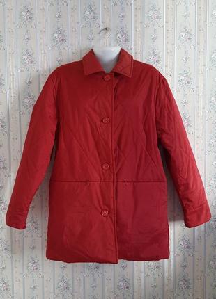 Куртка на синтепоне, демисезонная, разм. 48-50