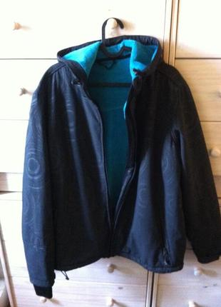 Лыжная куртка мембрана 8000 tresswear типо trespass 10-12-14 унисекс