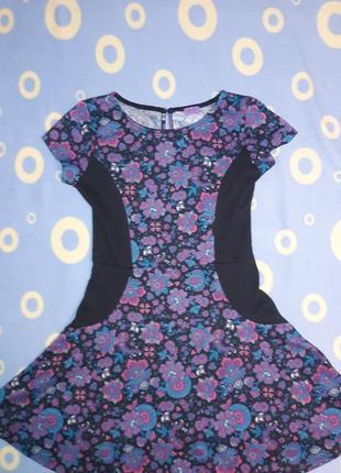 Красивое платье 10-11 лет