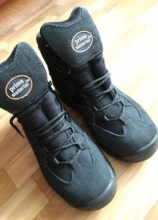 Тактические осень/зима ботинки prime material, мужские tactical boots