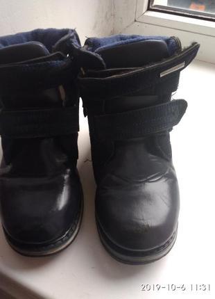 Зимние сапоги ботинки