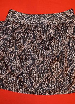 Пышная юбка с подкладкой