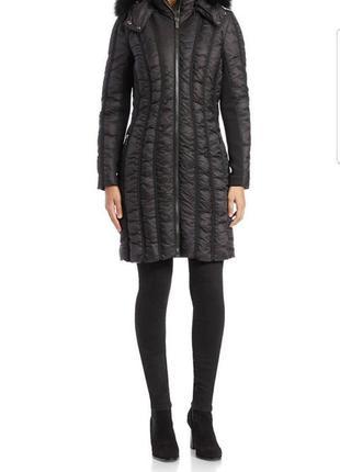 Американская женская демисезонная куртка пуховик пальто zac zac posen. оригинал! новая.