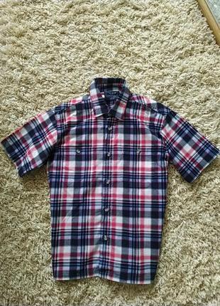 Рубашка в клетку arizona