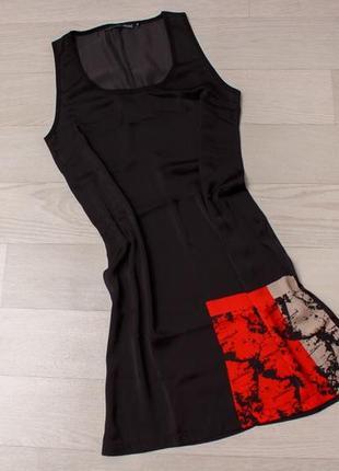 Атласное платье из германии trend