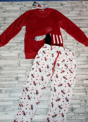 Плюшевая пижамка vinetta р.s-m