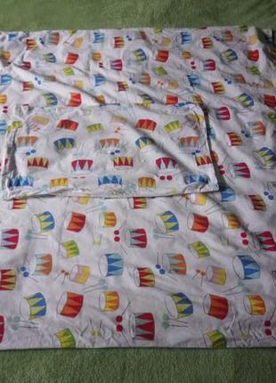 Одеяло + пастельное белье