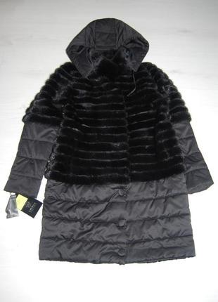 Норковое пальто, норковый жилет, норковая курточка