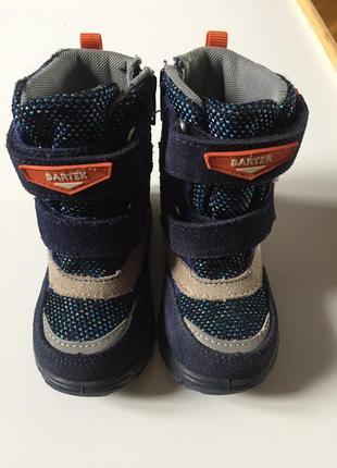 Зимние сапожки, bartek, ботинки, сапоги