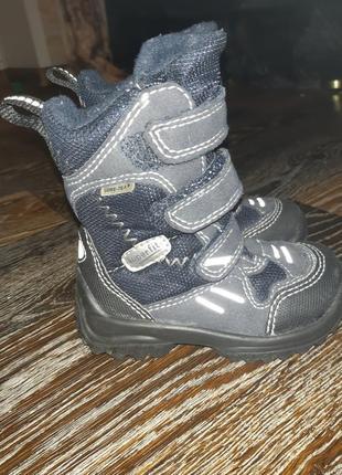 Детские зимние сапоги сапожки ботинки superfit husky