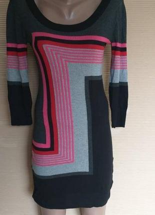 Платье вязаноеh&m