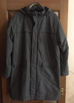 """Мужская куртка-пальто """"cotton traders """""""