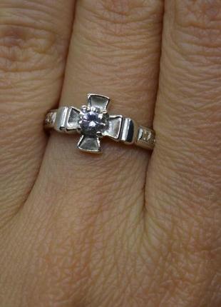 Серебряное #кольцо #каблучка #спаси и сохрани #камень #оберег #унисекс #925 18р-р