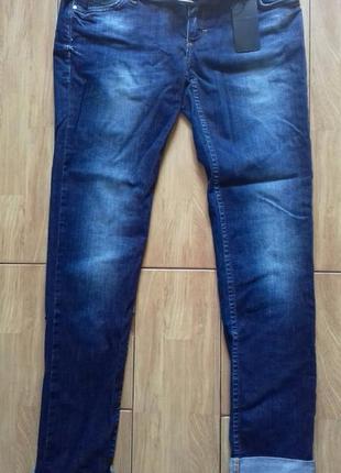 Нові джинси / 30р / ремінь в комплекті