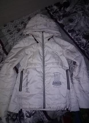 Женская курточка(осень-весна)