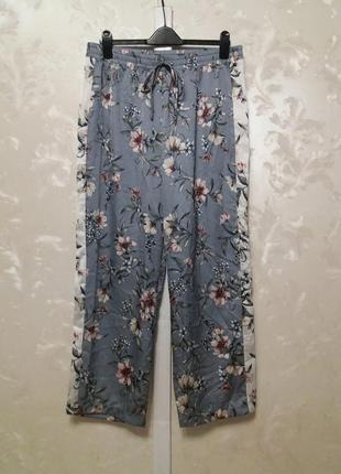 Пижамные штаны с лампасами new look