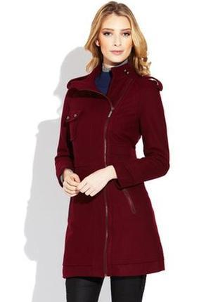 Демисезонное пальто vertigo paris р 46-48 на невысокий рост