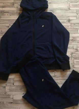 Спортивный костюм nike dri-fit оригинал размер м