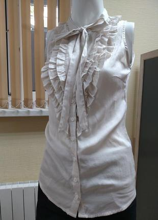 Хлопковая блузка kira plastinina