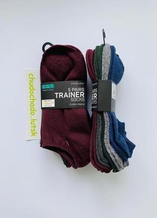 Мужские носки primark ,упаковка