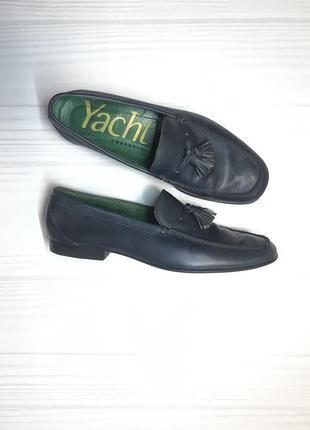 Чоловічі туфлі лофери лоферьі туфли