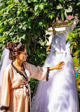 Свадібне плаття