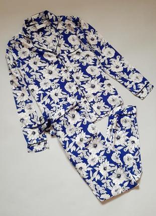 Шикарная пижама или домашний костюм