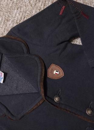 Стильный пиджачек, жакетик для мальчика2 фото